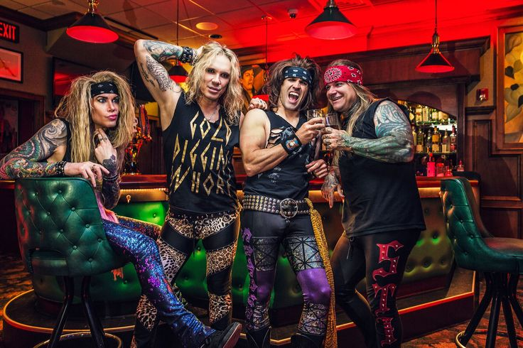 """Check out Steel Panter's new single video clip """"She's Tight"""". The album, """"Lower The Bar"""", will be released on the 27th Jan 2017."""