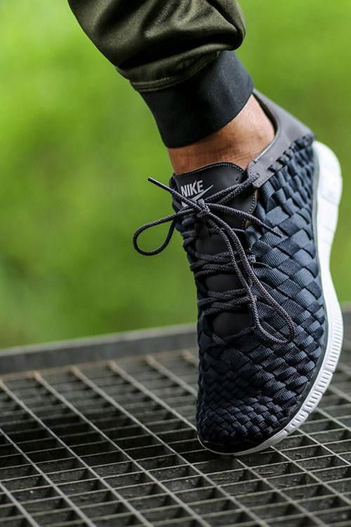 "best service 32d40 79a06 Nike Free Inneva Woven ""Anthracite   Dark Grey""BY ROCKY BROWN ON MAY 12"