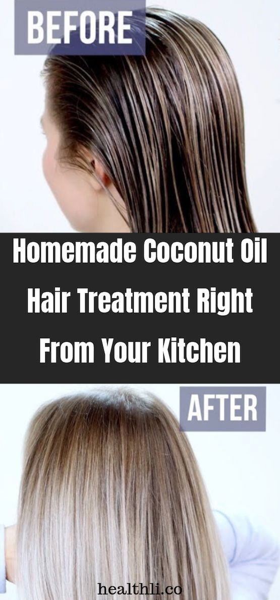 Homemade Coconut Oil Hair Treatment Right From Your Kitchen ! – Cosplay