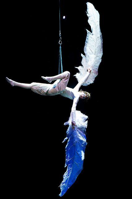 Cirque Du Soleil's Varekai ~ Icarus