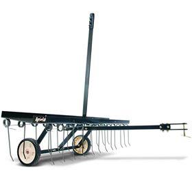 Agri-Fab 45-0295 48-Inch Tow Behind Lawn Dethatcher $130