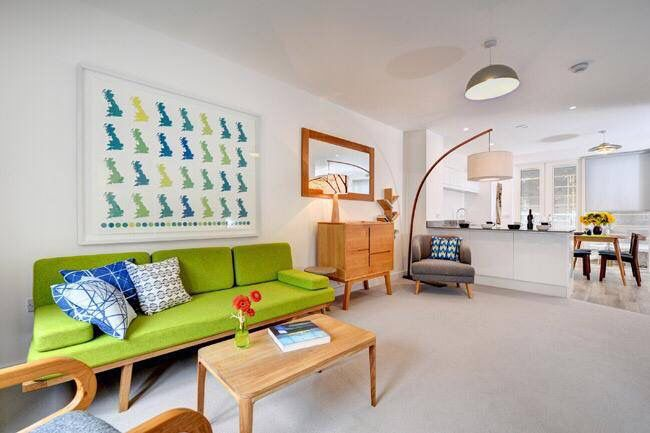 The Malings showhome, Newcastle- upon-Tyne