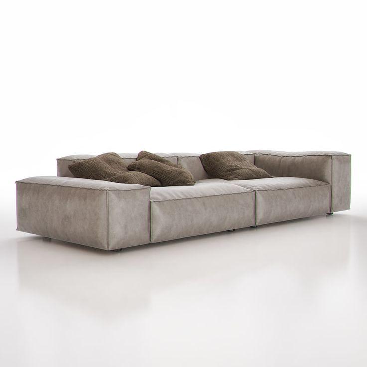 living divani neowall 3d max Room sofa, Sofa, Couch
