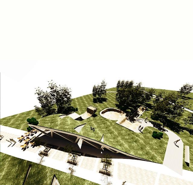 recreation area @ proti stratia