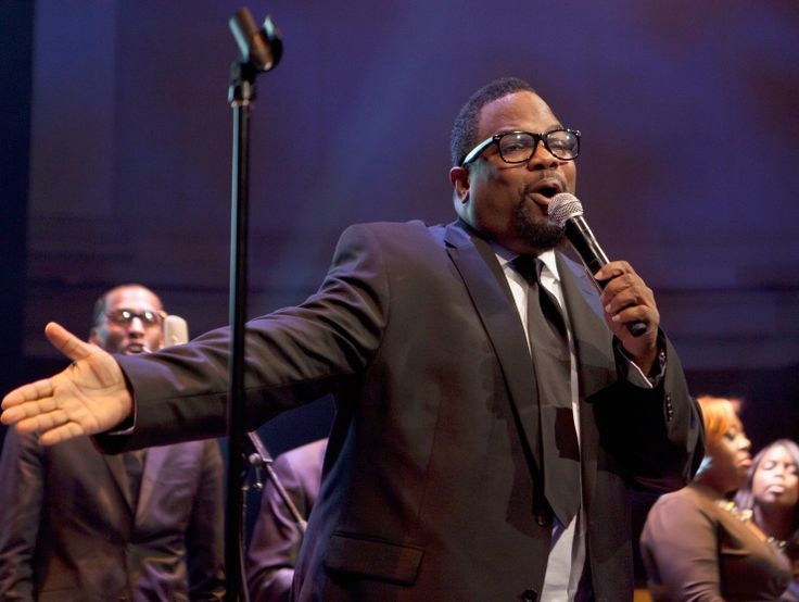 Hezekiah Walker | GRAMMY.com: Photo