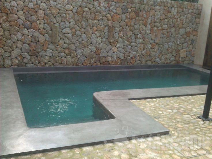 Cómo acondicionar una pileta para el verano ¿Qué color elijo para mi piscina?