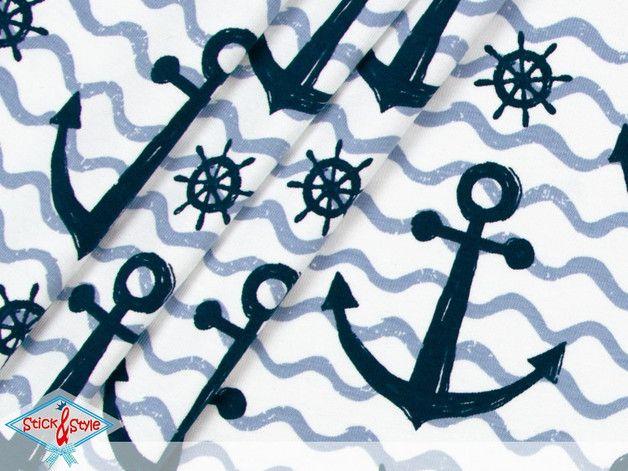Maritime Stoffe 14 besten maritime stoffe bilder auf