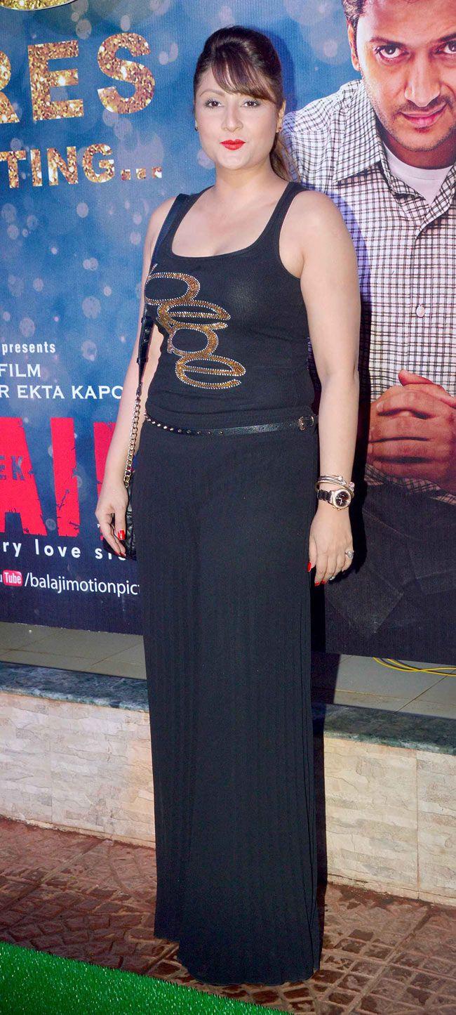Urvashi Dholakia at the success bash of 'Ek Villain' #Style #Bollywood #Fashion #Beauty