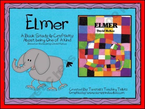 Elmer and activities