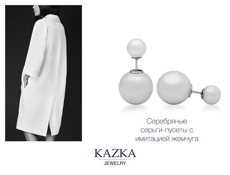 Будь стильной вместе с KAZKA Jewelry. Приобрести за 472 грн. http://kazka.ua/serebryanie-serezhki-3s543-0211-3s543-0211/ #kazkajewelry #украшение_kazkajewelry