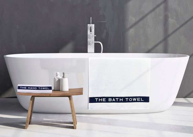 Bathroom with Cottera Towels | Badezimmer mit Cottera Handtüchern #keepondrying