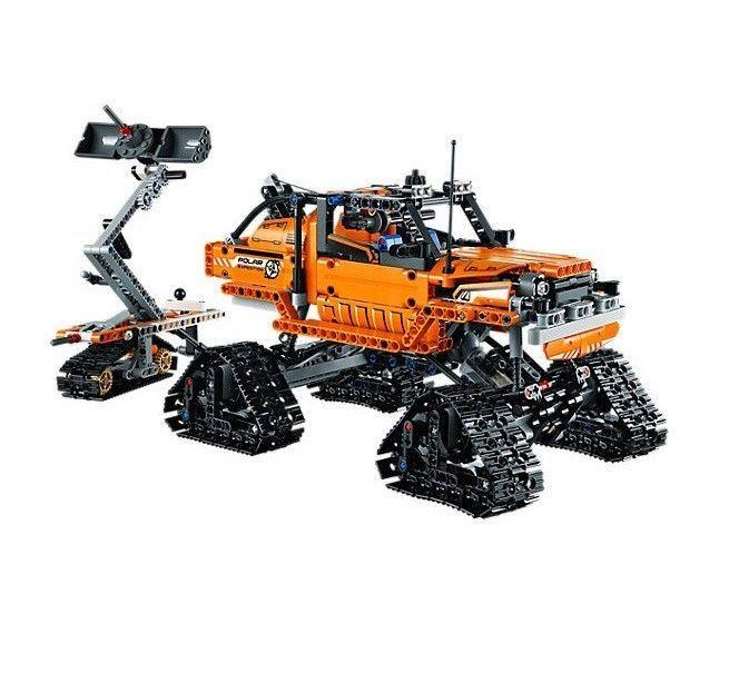Lego Technic Arctic Truck Authentic Building Block Toys Replica Model #LEGO