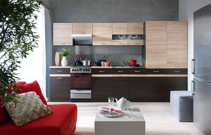 kuchnie zestawy - pomieszczenie Kuchnia