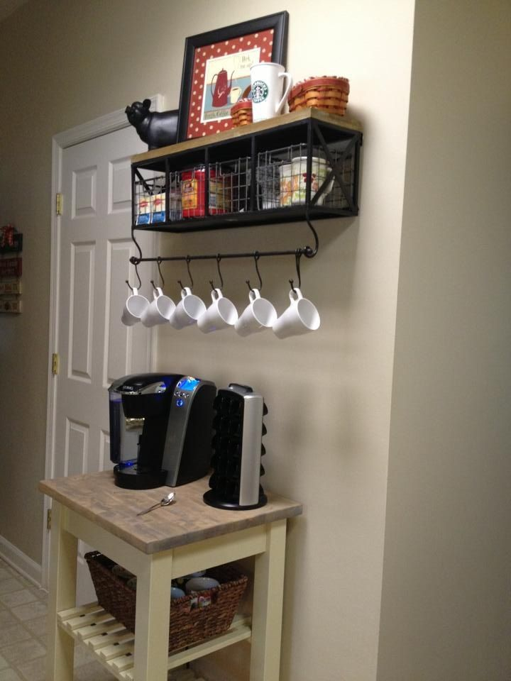 our at home coffee bar j dion house of dion decor ideas pinterest. Black Bedroom Furniture Sets. Home Design Ideas