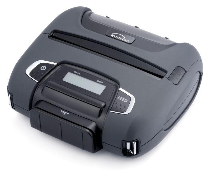 741.50$  Watch now - http://alinxw.worldwells.pw/go.php?t=32474331951 - Original Korean woosim portable bluetooth printer WSP-I450 4 inch thermal receipt and sticker printer with usb serial interface
