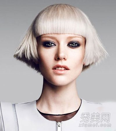 2012 trendy Jarhead flat geometric lines subversive fashion