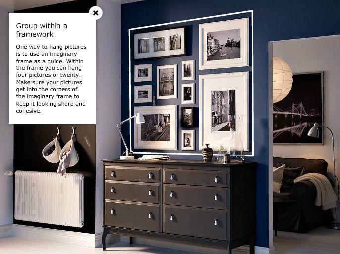 Framing Ideas Ikea