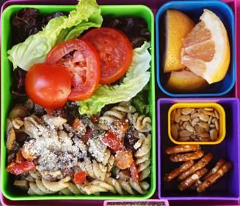 This weeks Laptop Lunches Bento Menu is here! Pasta Salad Picnic Lunch! Find the details and recipes here: http://www.laptoplunches.com/rss/314/pasta-picnic-bento-lunch.html