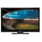 Sharp Aquos LC52D85U 52-Inch 1080p 120Hz LCD HDTV (Electronics)By Sharp