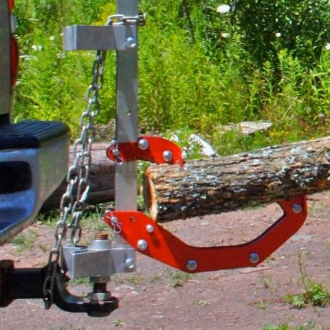 http://www.northlineexpress.com/woodchuck-tool-wct01-9291.html Struggling to keep the teeth on your chainsaw sharp? Tired of the bar binding up in the cut? The Woodchuck Multifunctional Tool is just what you need to keep the saw sharp and the production moving by keeping the logs lifted off the ground. A log holder, log lifter, log roller, log carrier, and post remover