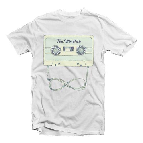 the strokes tape oleh Treibound werehouse