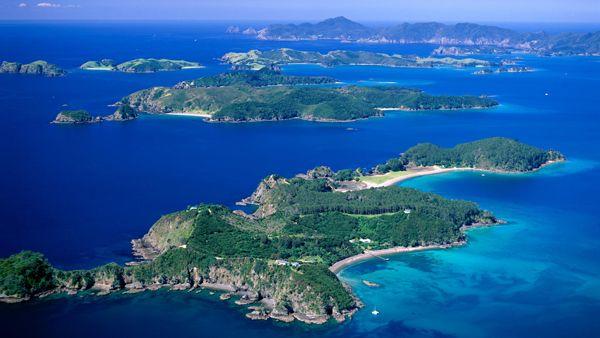Nya Zeeland: Drömresa - Inredningsvis