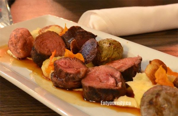 The River House Elk and Potato 3 Ways