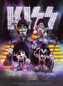 Brilliant! M's Kiss Rock Band