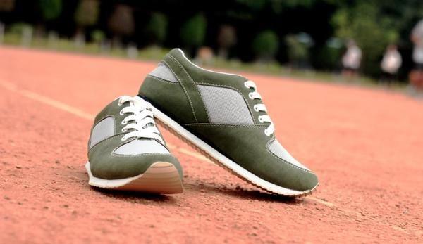 Sepatu Trumph Fast Green