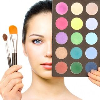 Want the tricks professional makeup artists use without going to makeup school yourself? We went to a makeup academy and got the goods -- see our cheat sheet now