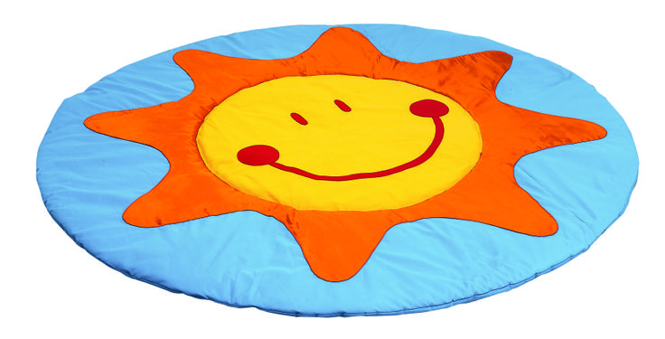 Sun Early-Learning Mat from #Wesco   #babymats #babyproducts