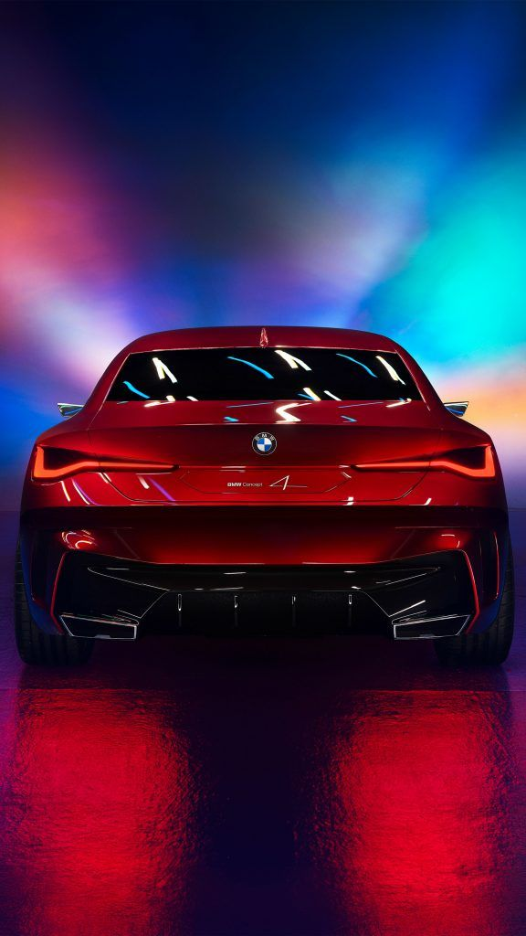 Bmw Concept 4 2019 4k Ultra Hd Mobile Wallpaper Bmw Concept Super Car Bugatti Bmw