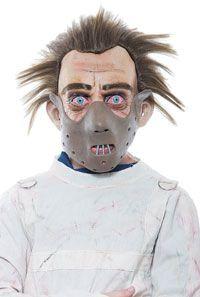 Enfant Hannibal lecter masque - Le Silence des agneaux Costume Accessoires