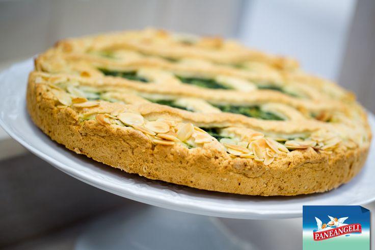 #Tortasalata rustica agli #spinaci