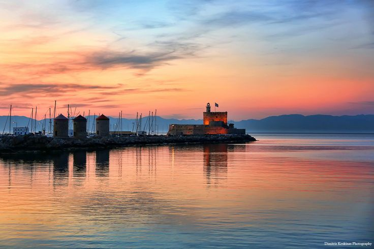 500px / Welcome to Rhodes Island, Greece by Dimitris Koskinas