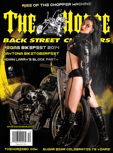 The Horse BC: Issue #146 - December 2014