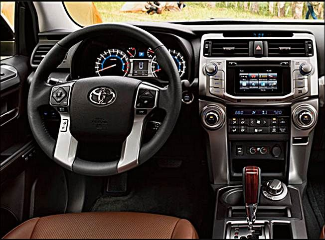 2016 Toyota 4Runner Limited Invoice Generator