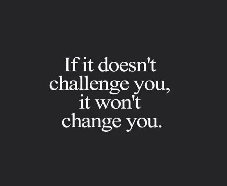 Challenge & Change