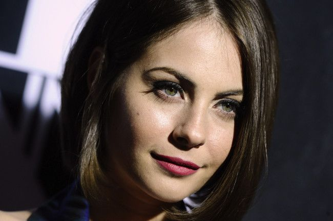 Willa Holland bikini pics Arrow