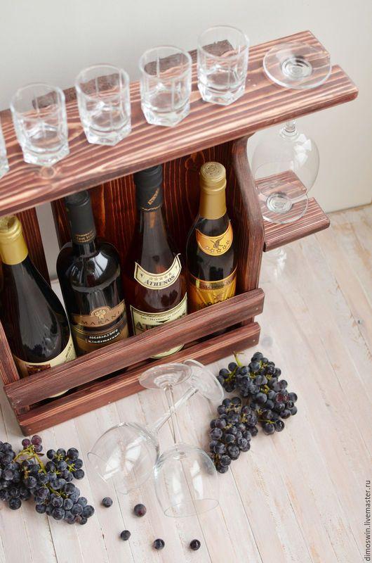 полка винная деревянная, полка винная из дерева, полка для кухни, полка для хранения вина, шкаф винный из дерева, шкаф для вина деревянный, подарок виноделу, короб для вина, шкаф для хранения вина