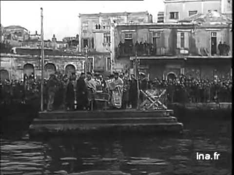 Φίλμ του 1940, καταγράφει τον εορτασμό των Φώτων στα Χανιά - mantinades.gr