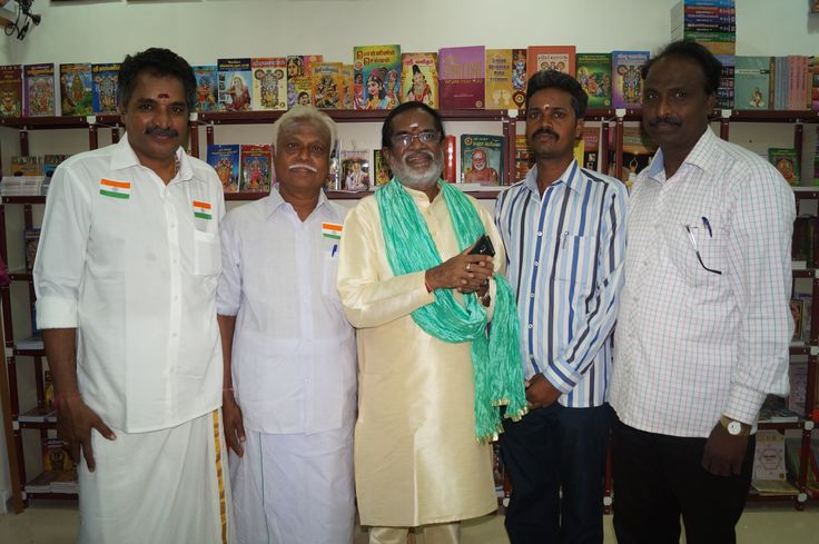 GIRI's new branch @ Pondicherry was inaugurated by Sri.Gangai Amaran