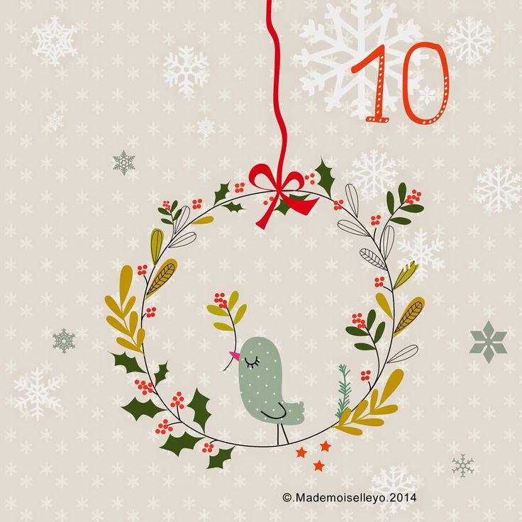 Mademoiselleyo: Advent calendar 10: