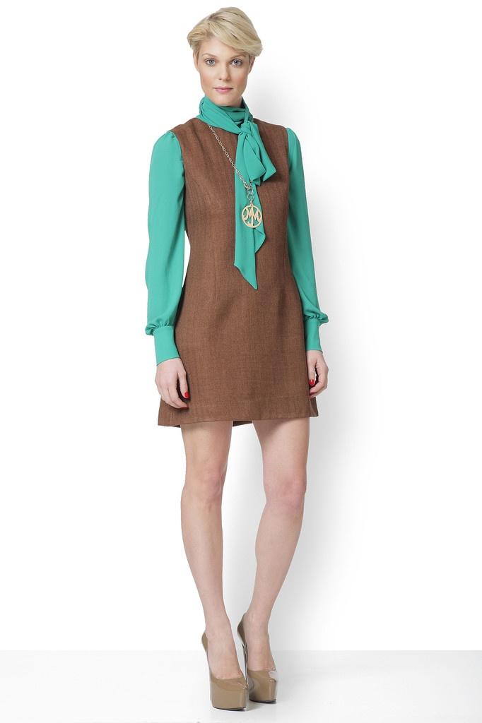 ΦΟΡΕΜΑ ΑΛΦΑ ΑΜΑΝΙΚΟ -  Τips: Ταιριάζει πολύ ωραία με τα πουκάμισα με τον μεγάλο φιόγκο.