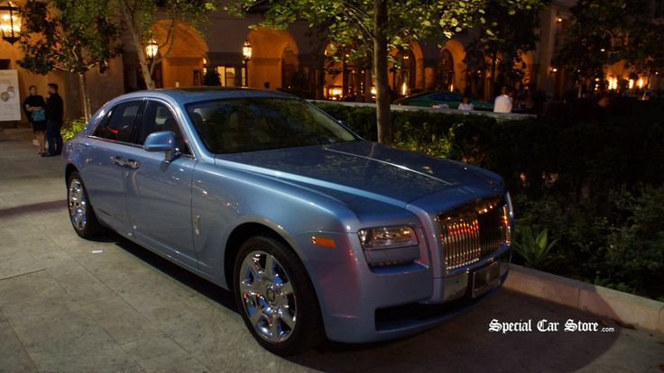 2013 rolls royce ghost o 39 gara coach beverly hills evening before greystone mansion concours. Black Bedroom Furniture Sets. Home Design Ideas