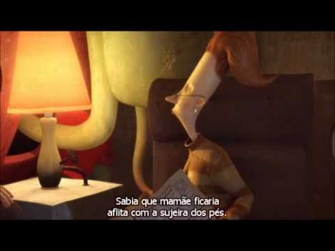 The Lost Thing ou A Coisa Perdida - Animated Movie, Winner of The Oscar, by Shaun Tan