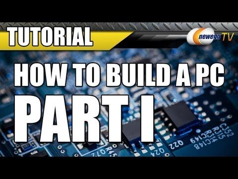 One of the first videos I watched once I started looking into building my own PC