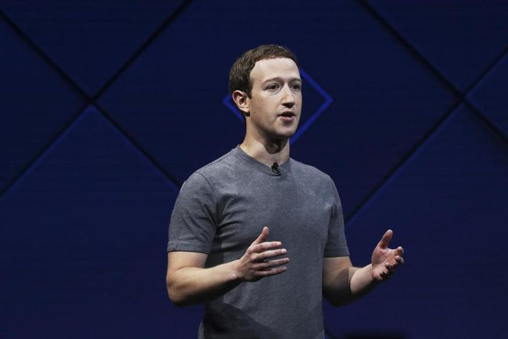 Computer science faces an ethics crisis. The Cambridge Analytica scandal proves it.    Facebook founder Mark Zuckerberg speaks at a conference in San Jose, Calif., in 2017. Cambridge Analytica scraped up Facebook data from more than 50 million people.