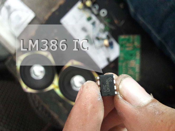 LM386 Chip
