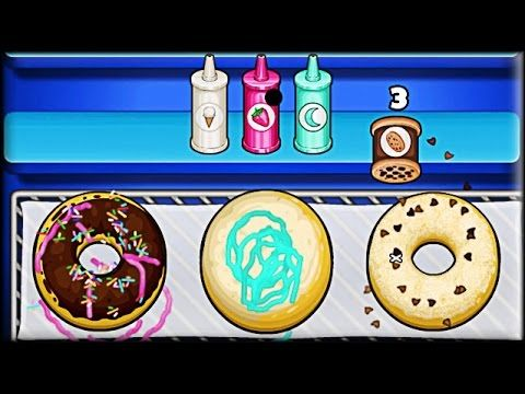 Love donuts? Then why not make a bestselling donut store in the block here in Papa's Donuteria. The goal here is to make the donut store a big hit by selling donuts. Fry and make the donuts according to the customer's instruction or order. Cook the donuts perfectly so you can earn lots of tips. You may also add extra items inside the shop using the money you've earned. More info and links to play games, you can find it here: http://www.freegamesexplorer.com/games/videos/papas-donuteria/
